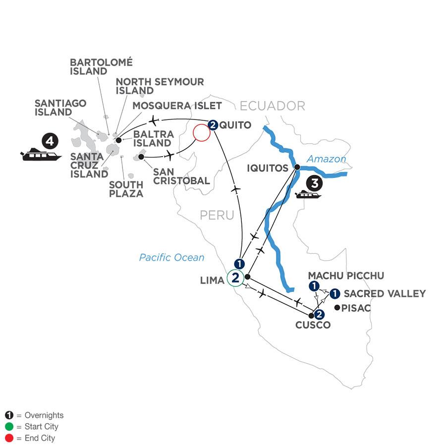 WAME 2022 Map
