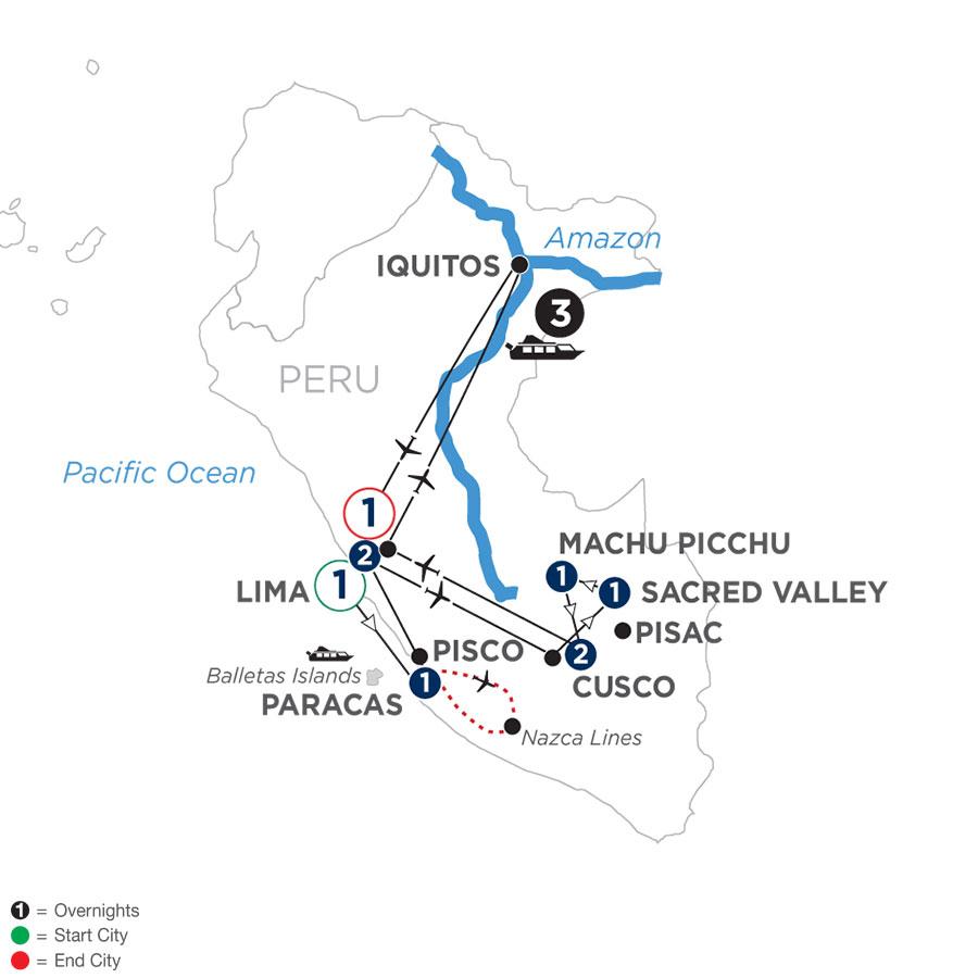 WAMQ 2022 Map