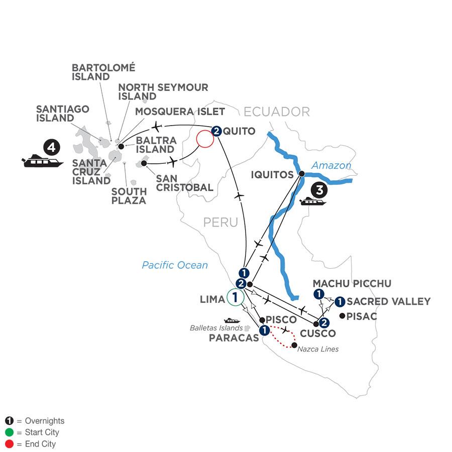 WAMY 2022 Map