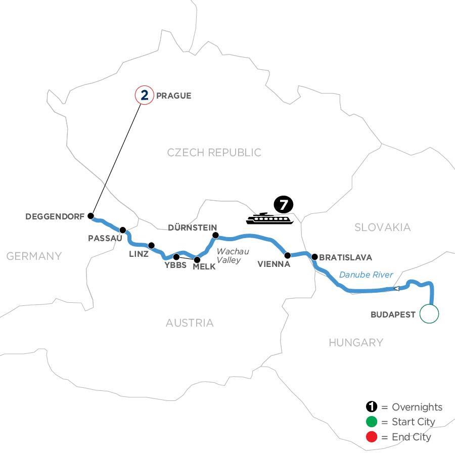 WBDE 2022 Map