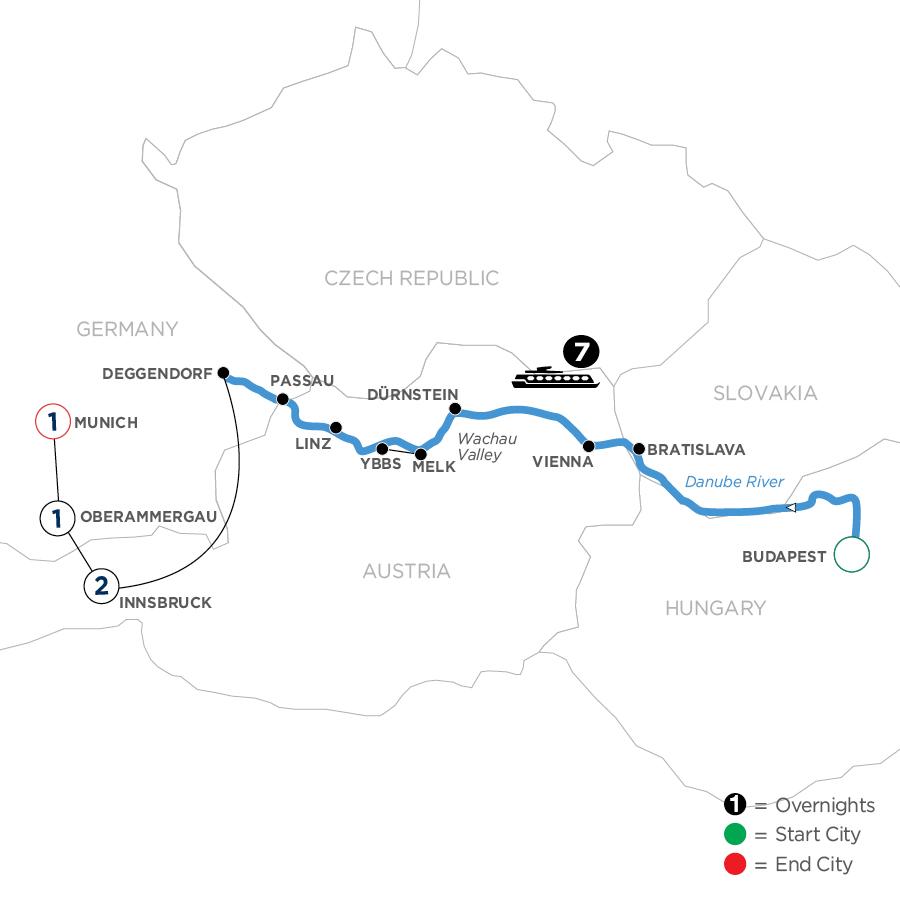 WBDI 2022 Map
