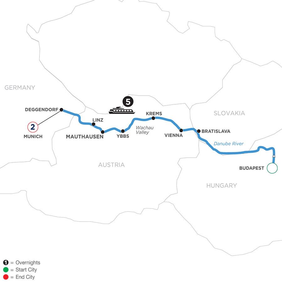 WBPE 2022 Map