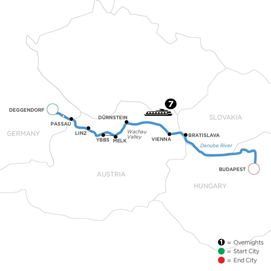 WDB 2022 Map