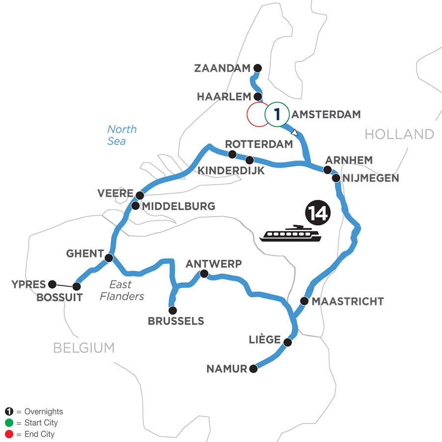 WHHQ 2022 Map