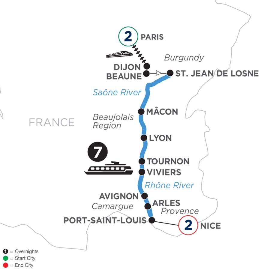 WJLY 2022 Map