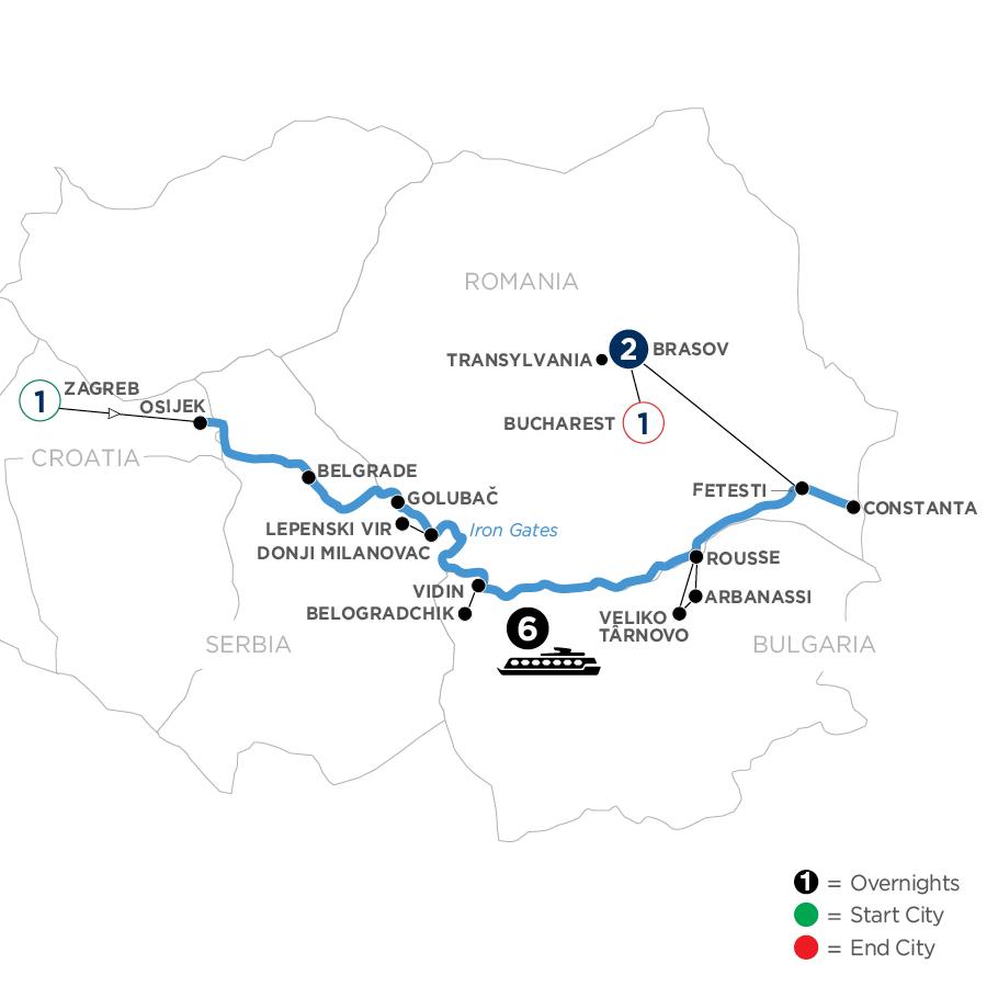 WKOE 2022 Map