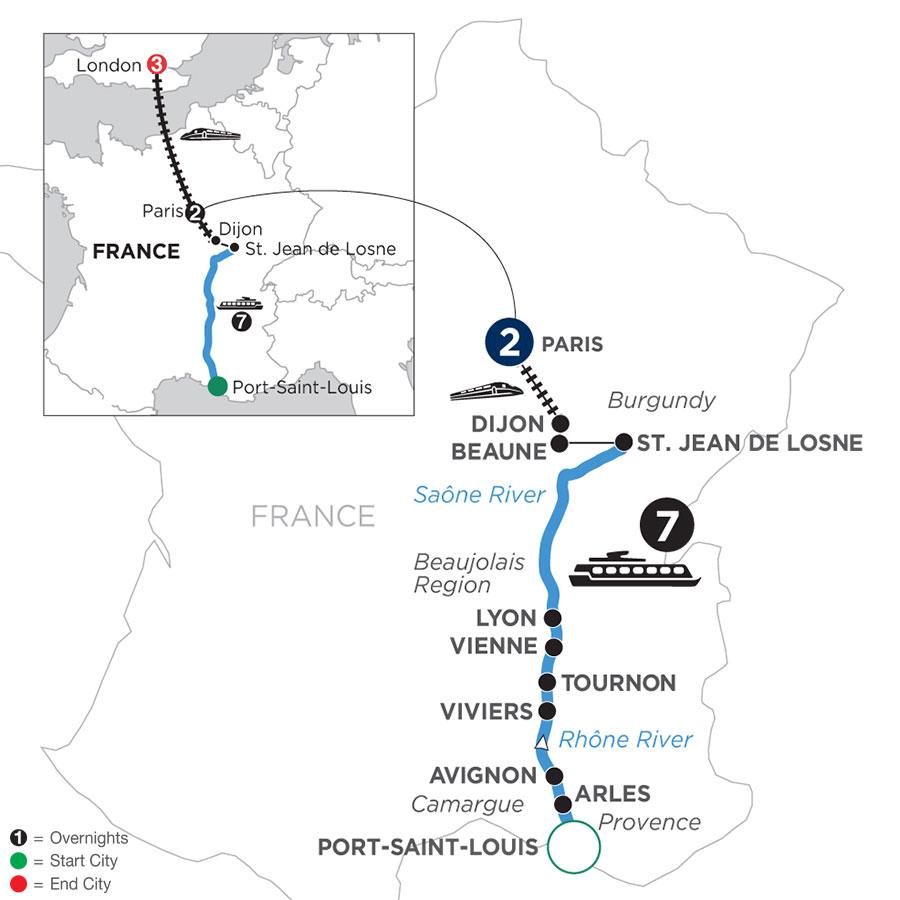 WLJ3 2022 Map