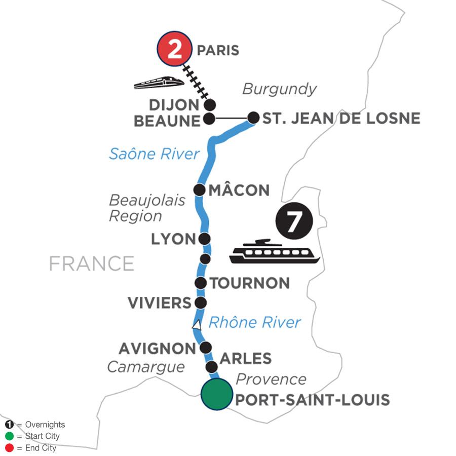 WLJE-T1 2022 Map