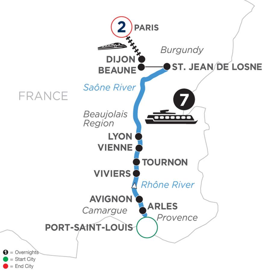 WLJE-T2 2022 Map