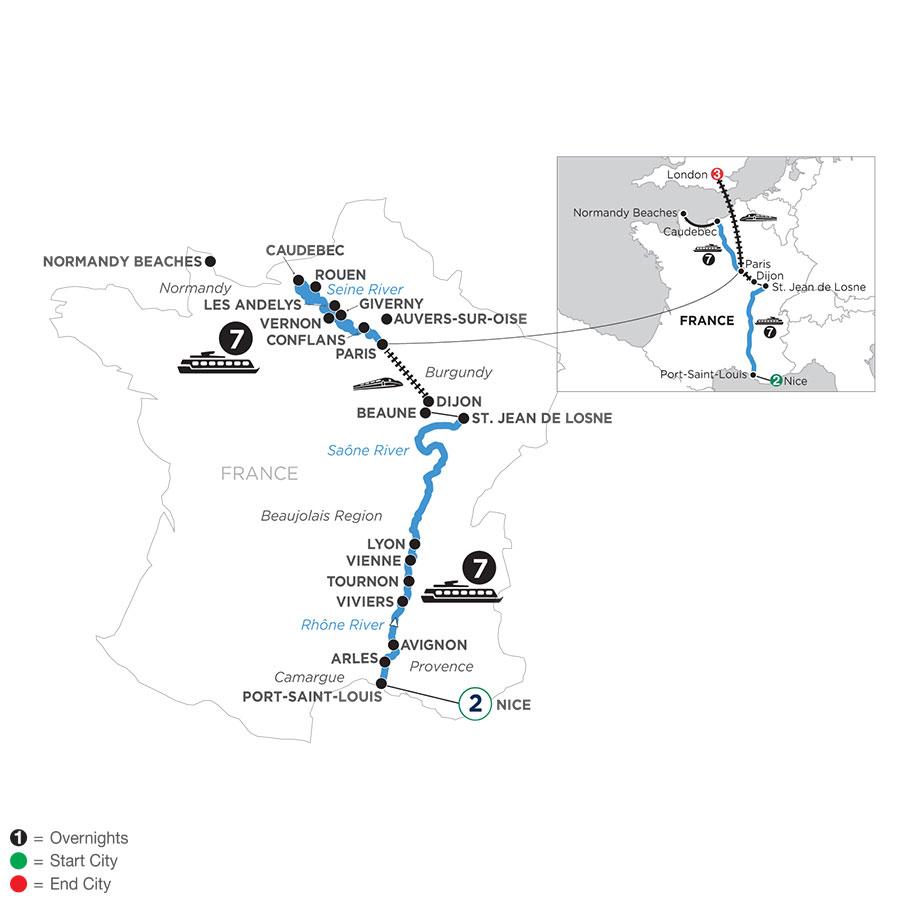 WLP1-T2 2022 Map