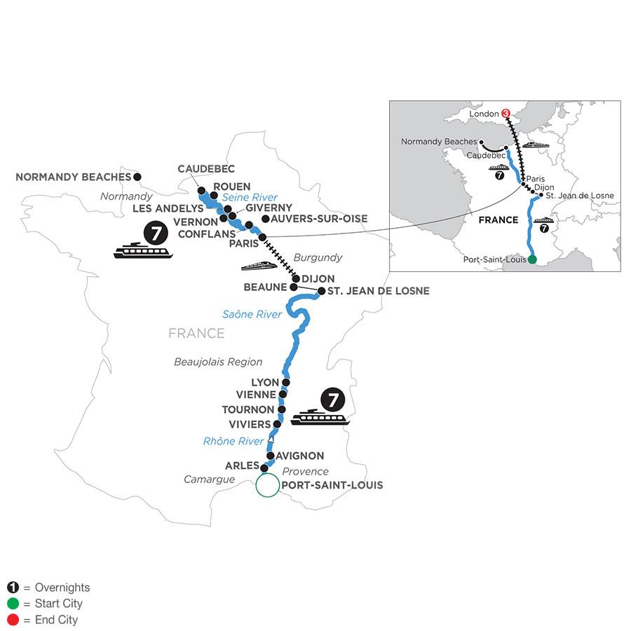 WLP3 2022 Map