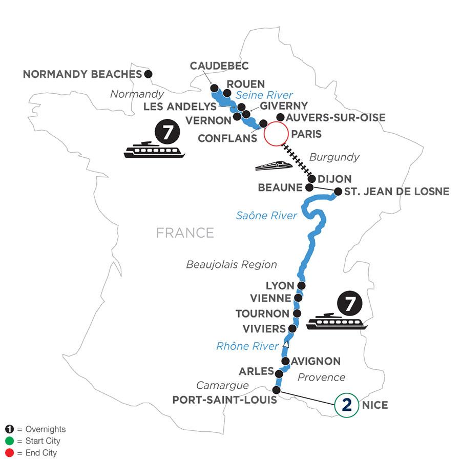WLPQ 2022 Map