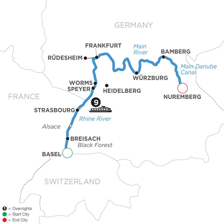 WMN 2022 Map