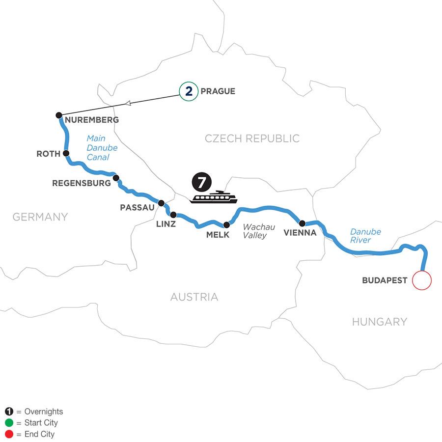 WNBQ 2022 Map