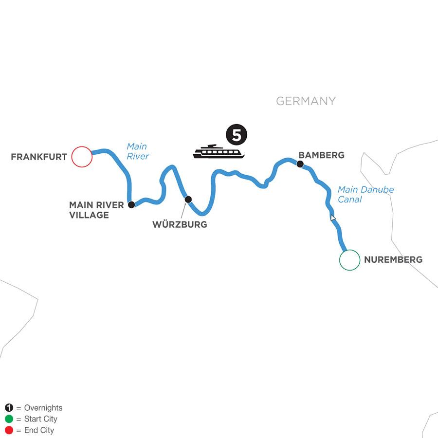 WNF 2022 Map