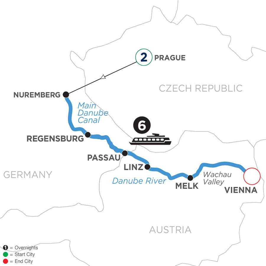 WNVQ 2022 Map