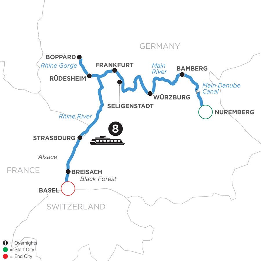 WNZ 2022 Map