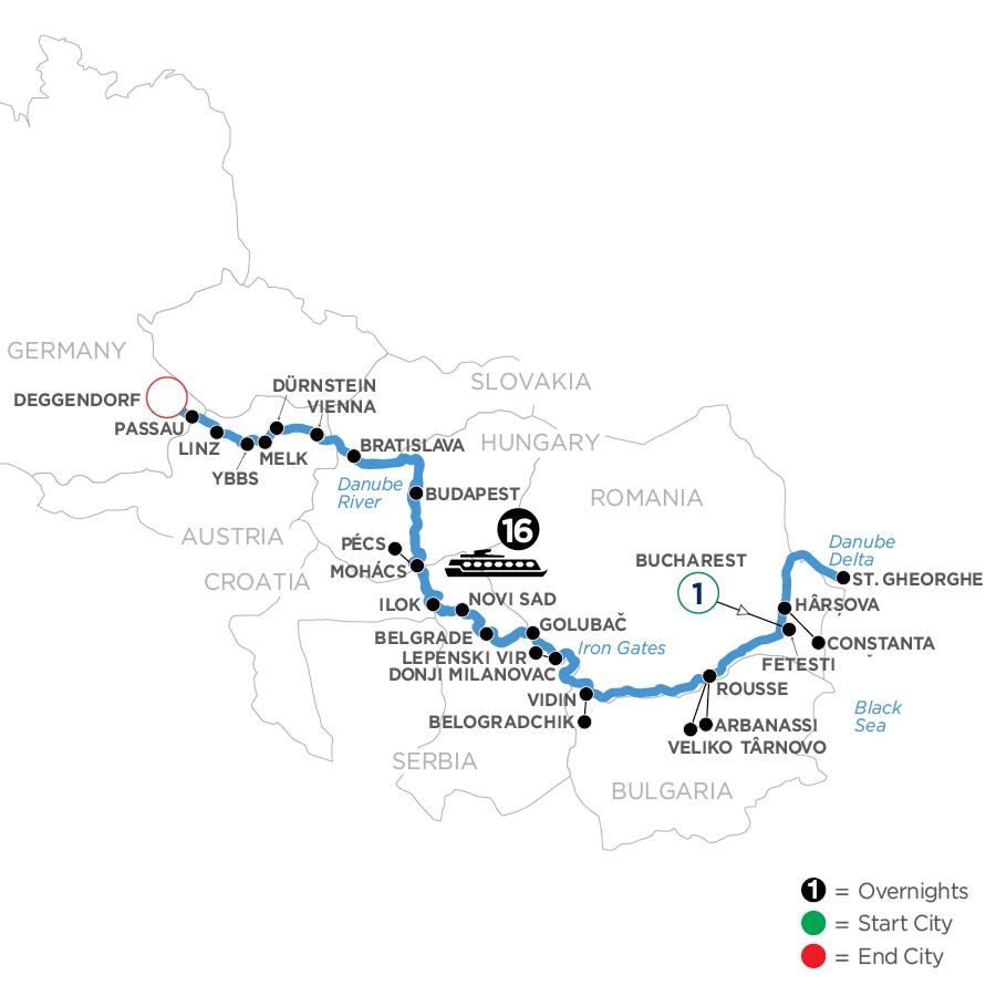 WODO 2022 Map