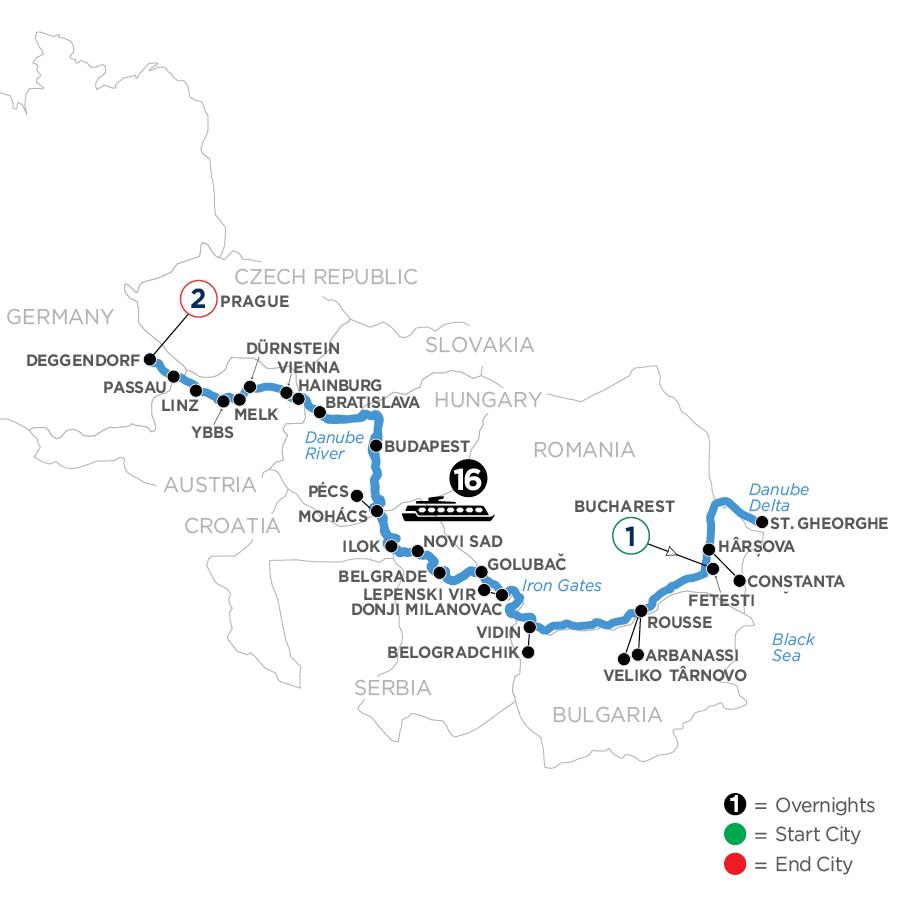 WODY 2022 Map