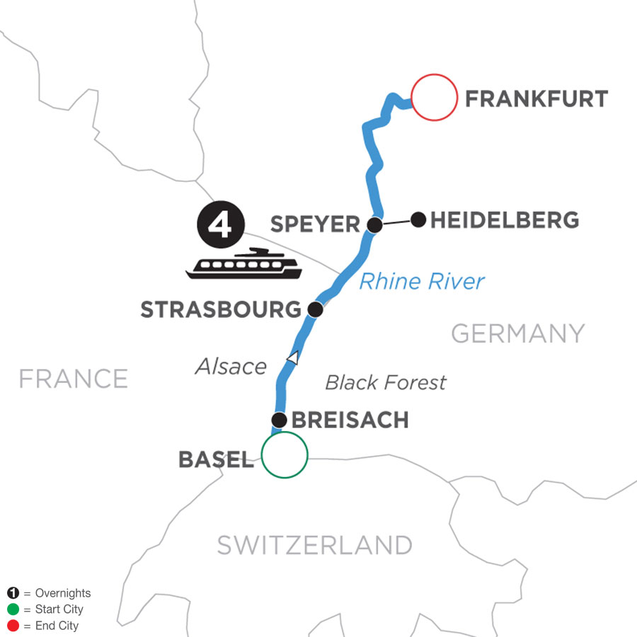 WZF 2022 Map