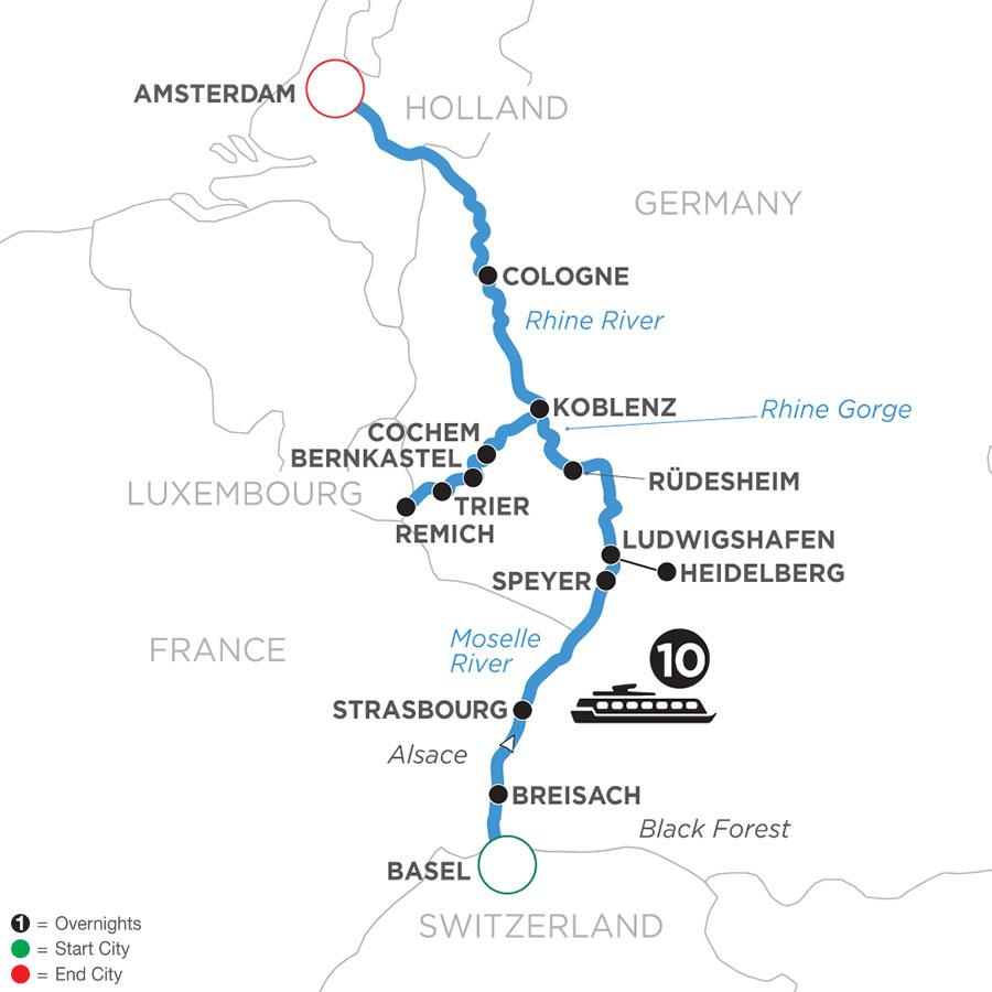 WZH 2022 Map