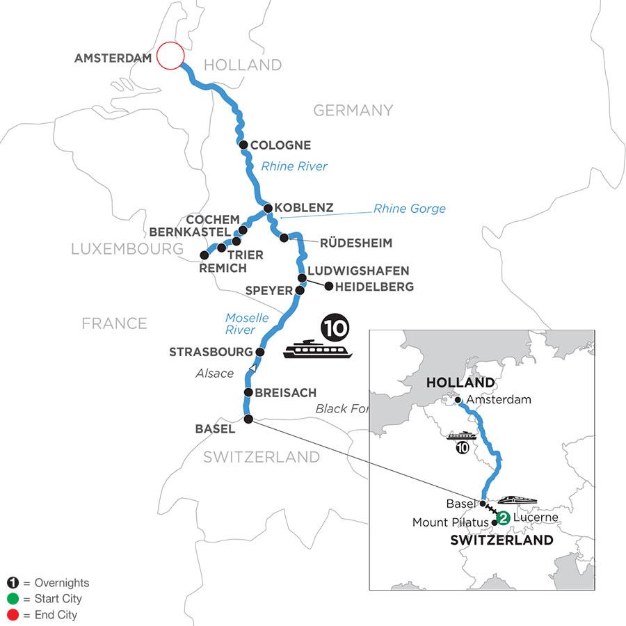 WZH1 2022 Map