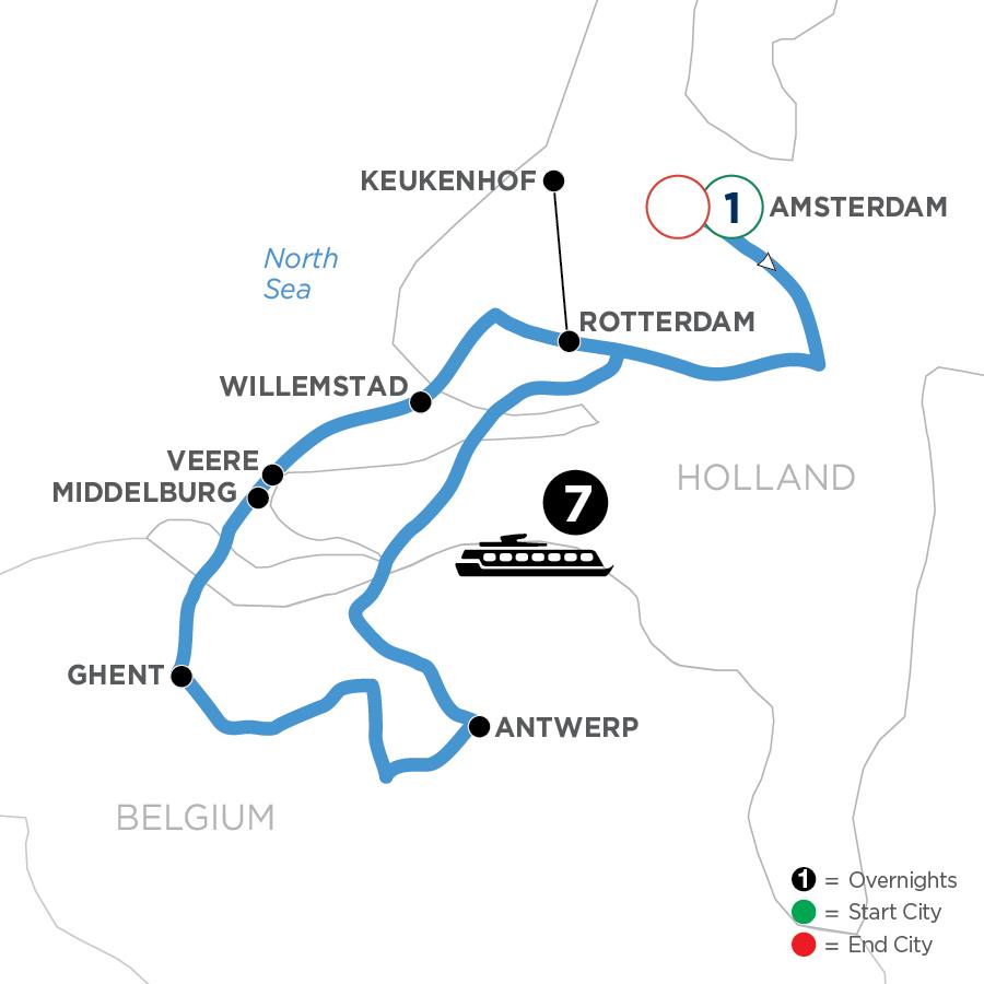 WAAQ 2023 Map
