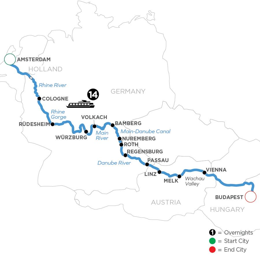 WAB 2023 Map