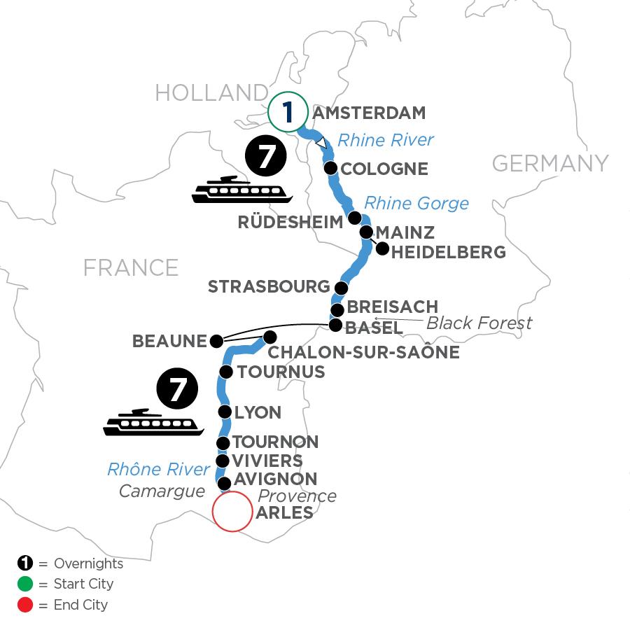 WALQ-T1 2023 Map