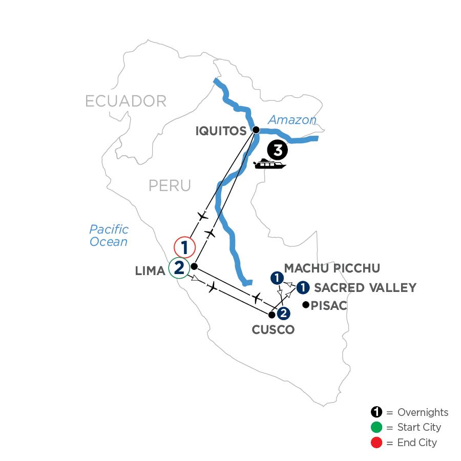 WAM 2023 Map