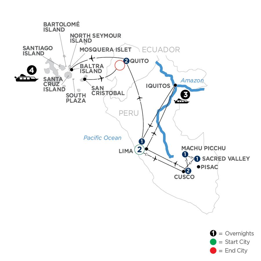WAME 2023 Map