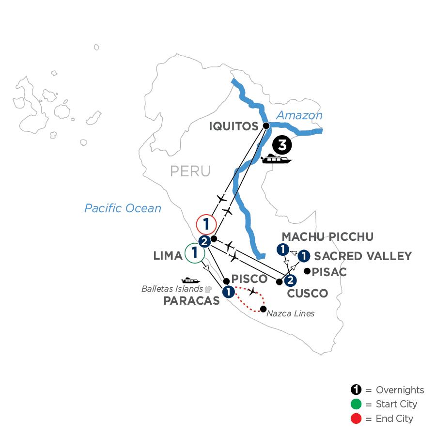 WAMQ 2023 Map
