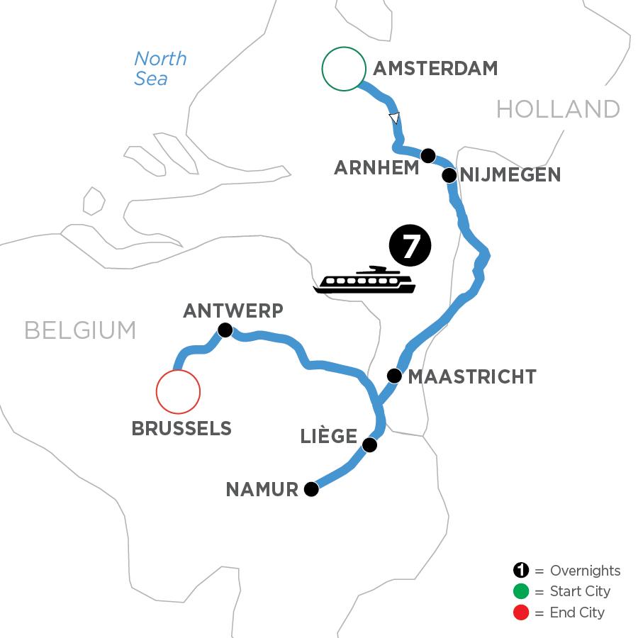 WAX 2023 Map