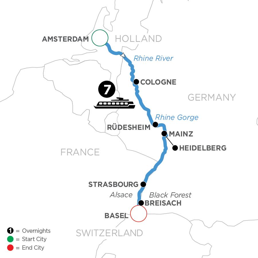 WAZ 2023 Map