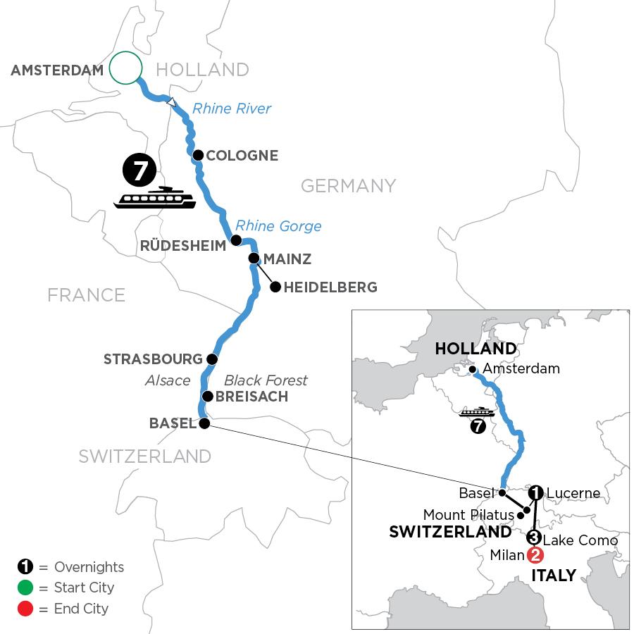 WAZ3 2023 Map