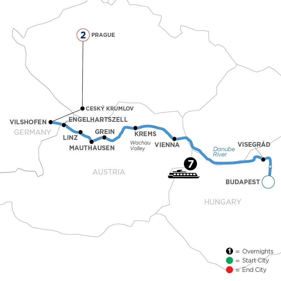 WBLE 2023 Map