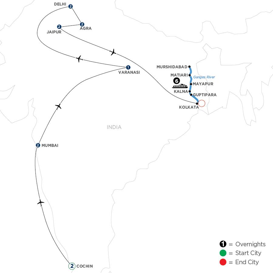 WDKQ 2023 Map