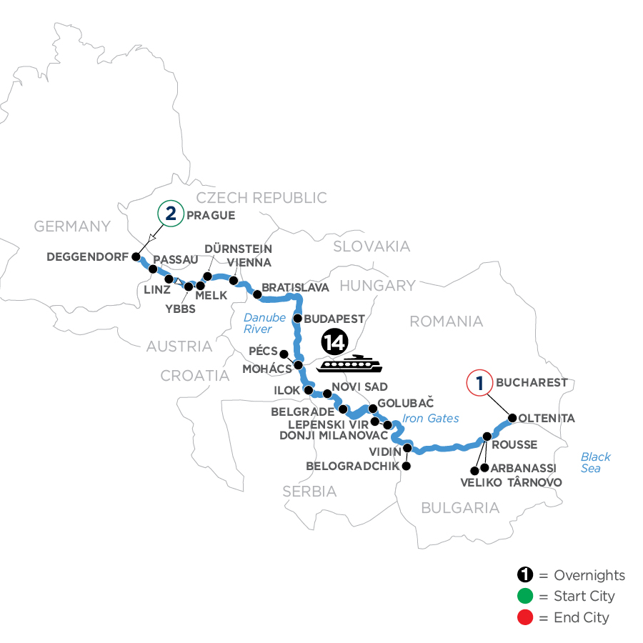 WDOQ 2023 Map
