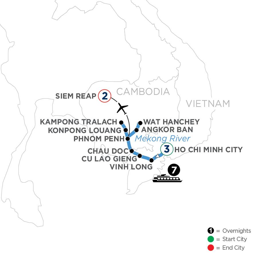 WHSI 2023 Map
