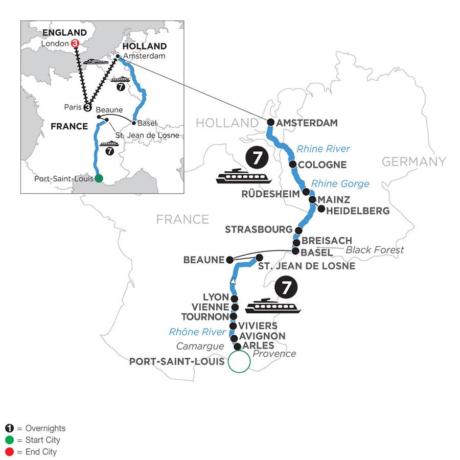 WLA3 2023 Map