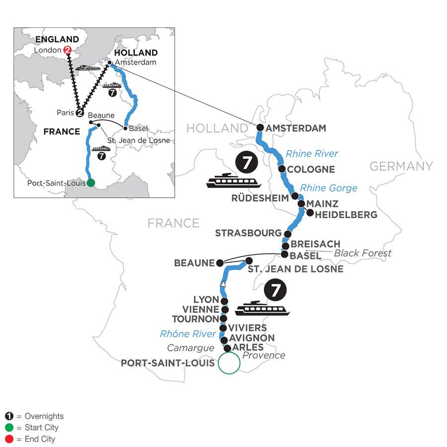 WLA4 2023 Map
