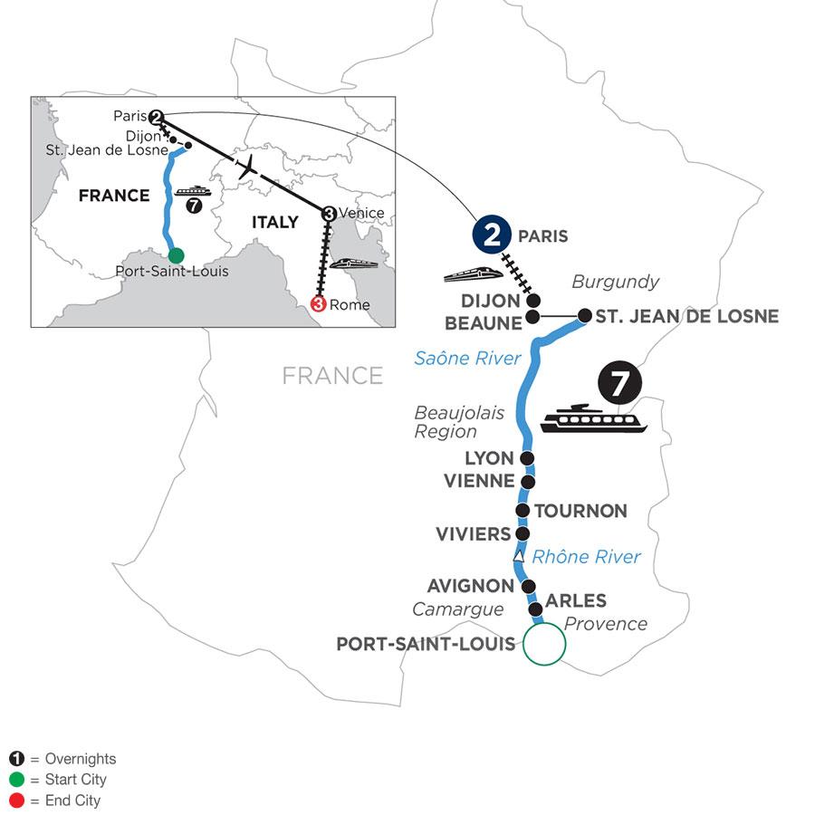 WLJ4 2023 Map