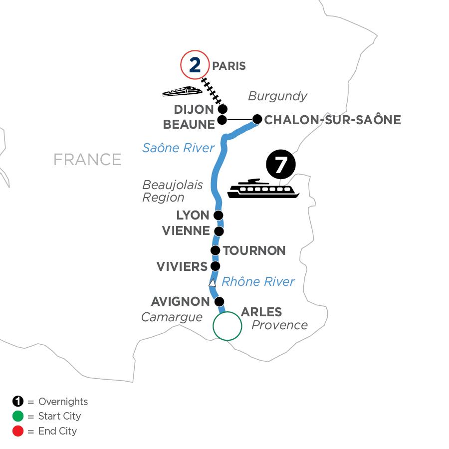 WLJE-T2 2023 Map