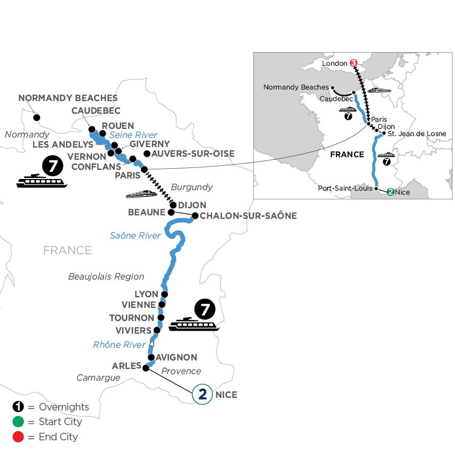 WLP1-T1 2023 Map