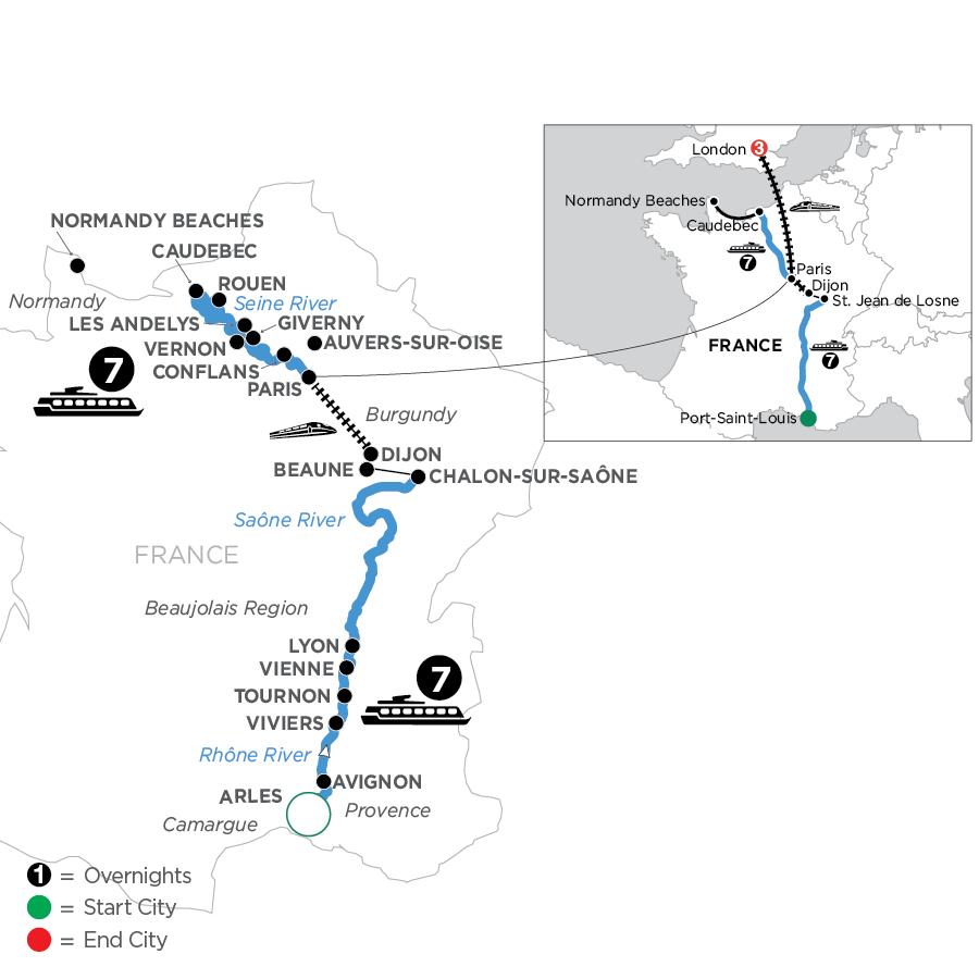 WLP3 2023 Map