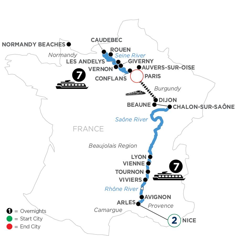 WLPQ 2023 Map