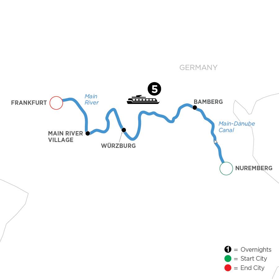 WNF 2023 Map