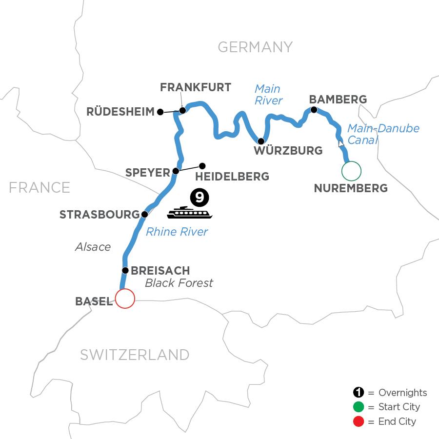 WNM 2023 Map