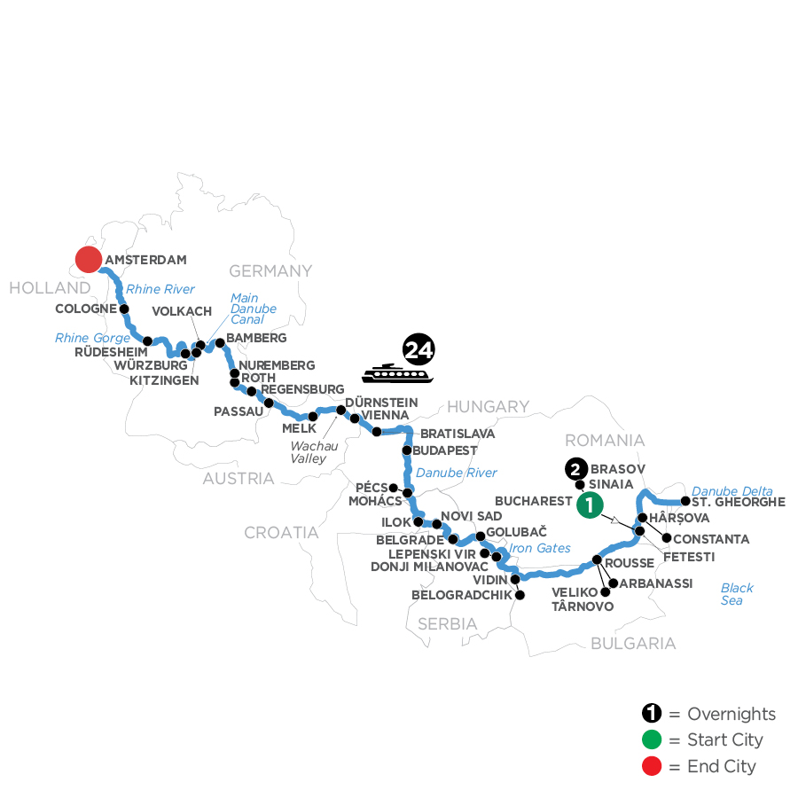 WOAQ 2023 Map
