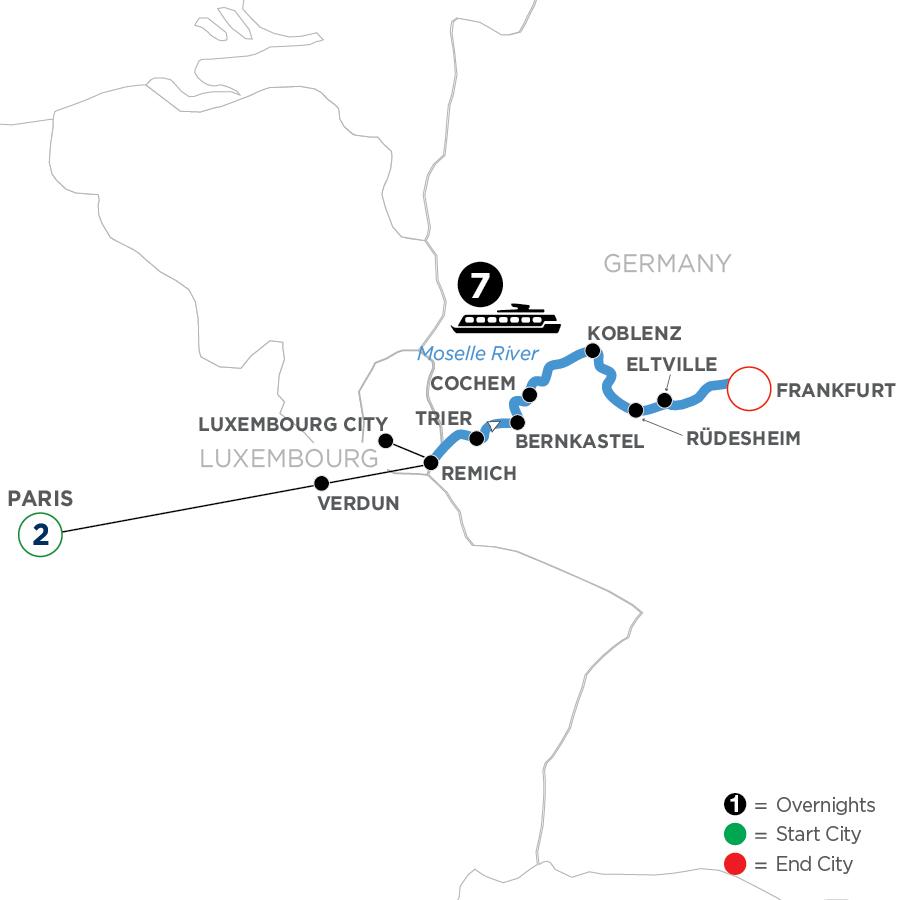 WRFQ 2023 Map